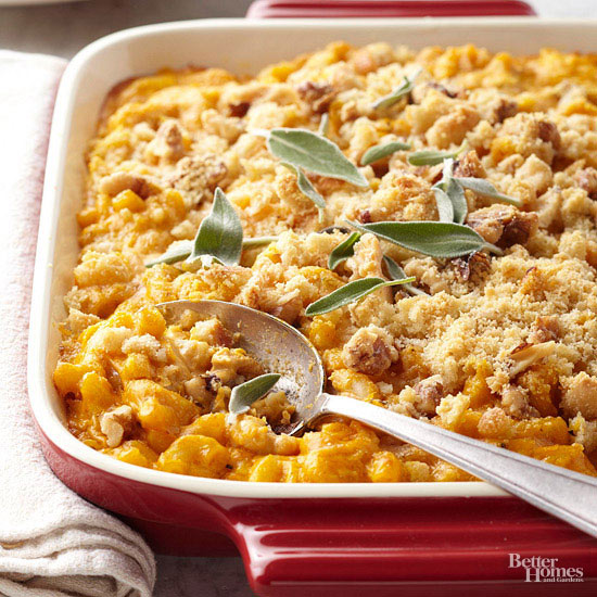 pumpkin-macaroni
